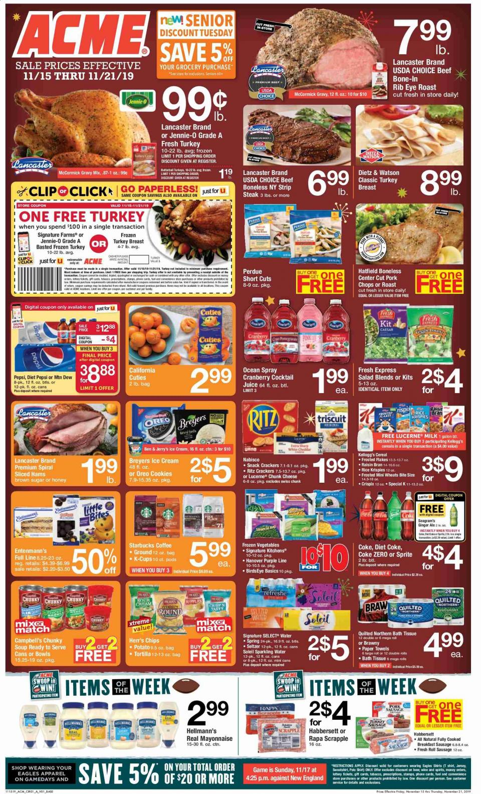 acme weekly ad nov 15 21 2019