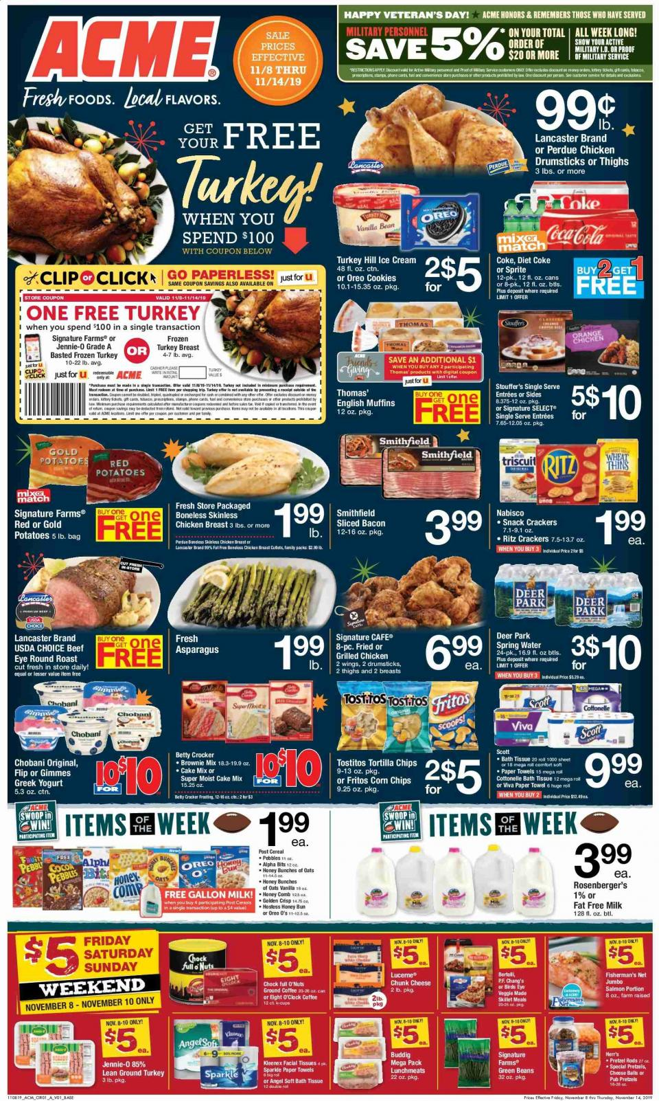 acme weekly ad nov 8 14 2019