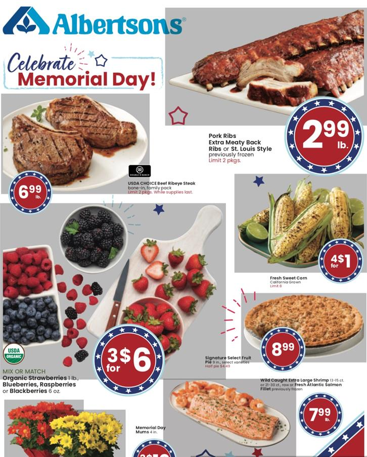 albertsons may grocery weekly ad valid from may 20 26 2020 2