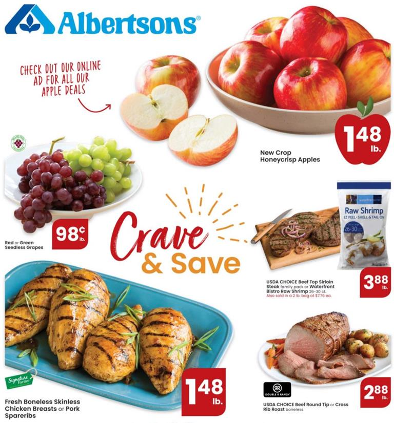 albertsons weekly ad sep 23 2020
