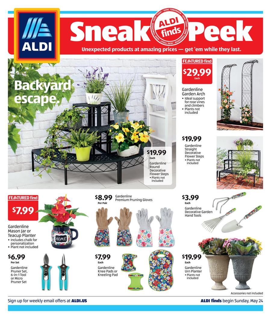 aldi ad in store may 24 2020