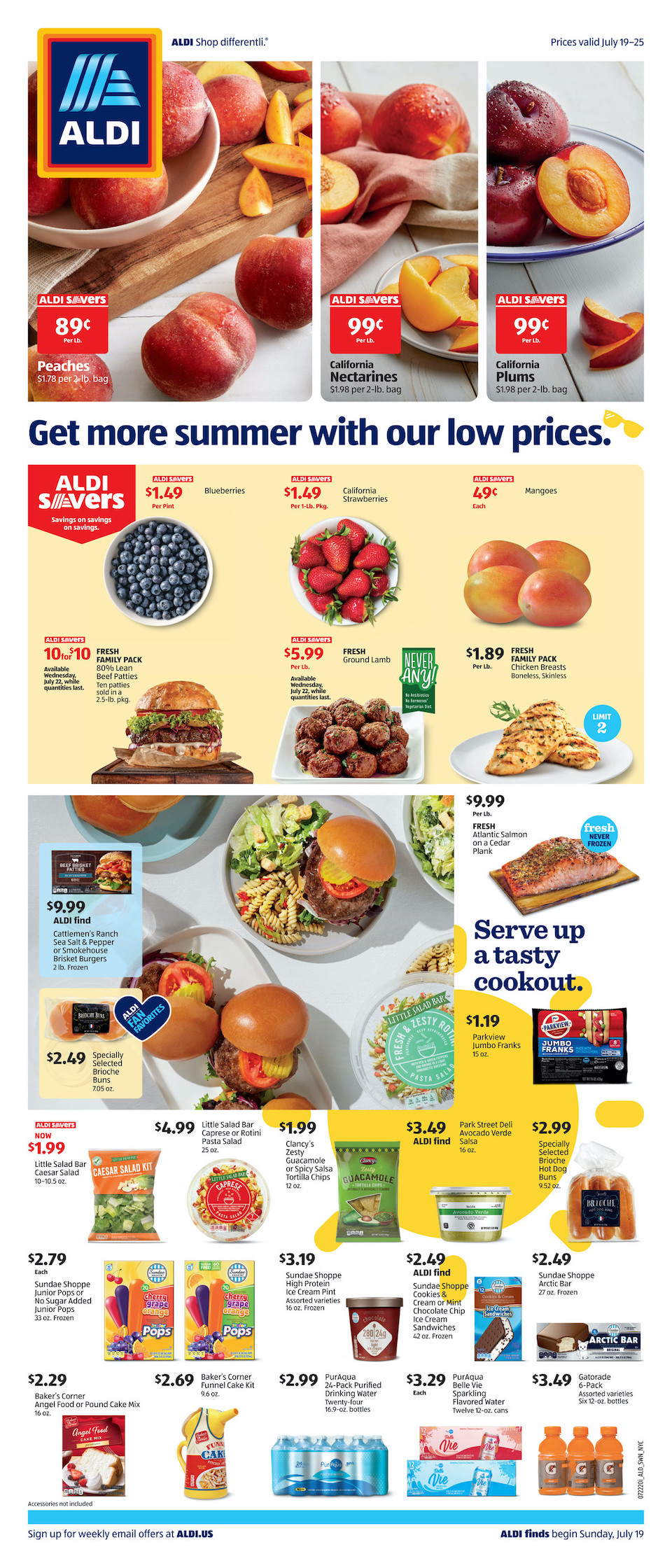 aldi july sale weekly ad valid from jul 19 25 2020