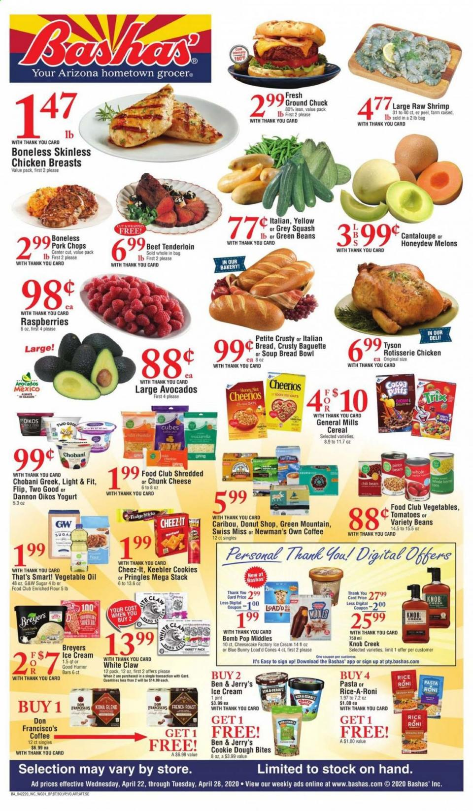 bashas final april weekly ad valid from apr 22 28 2020
