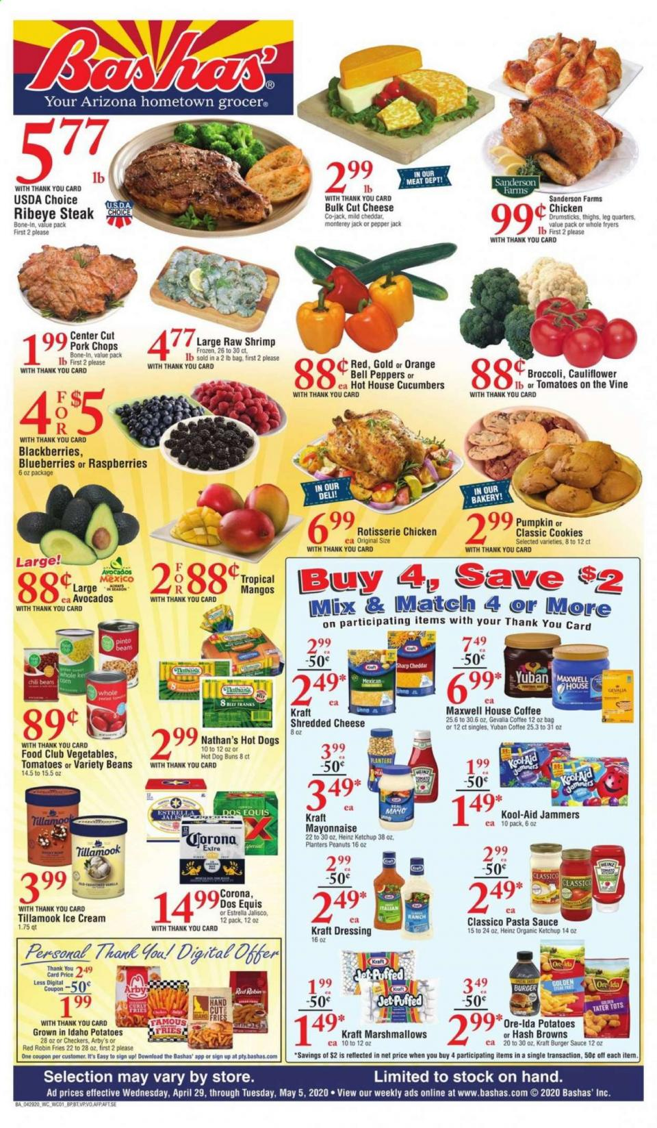 bashas weekly may grocery ad valid from apr 29 may 5 2020