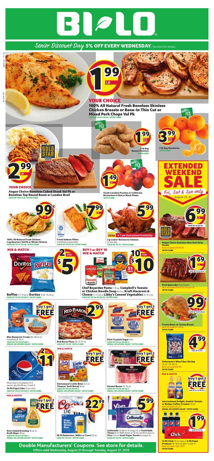bilo weekly ad aug 21 2019