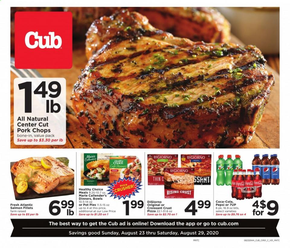 cub foods ad aug 23 2020