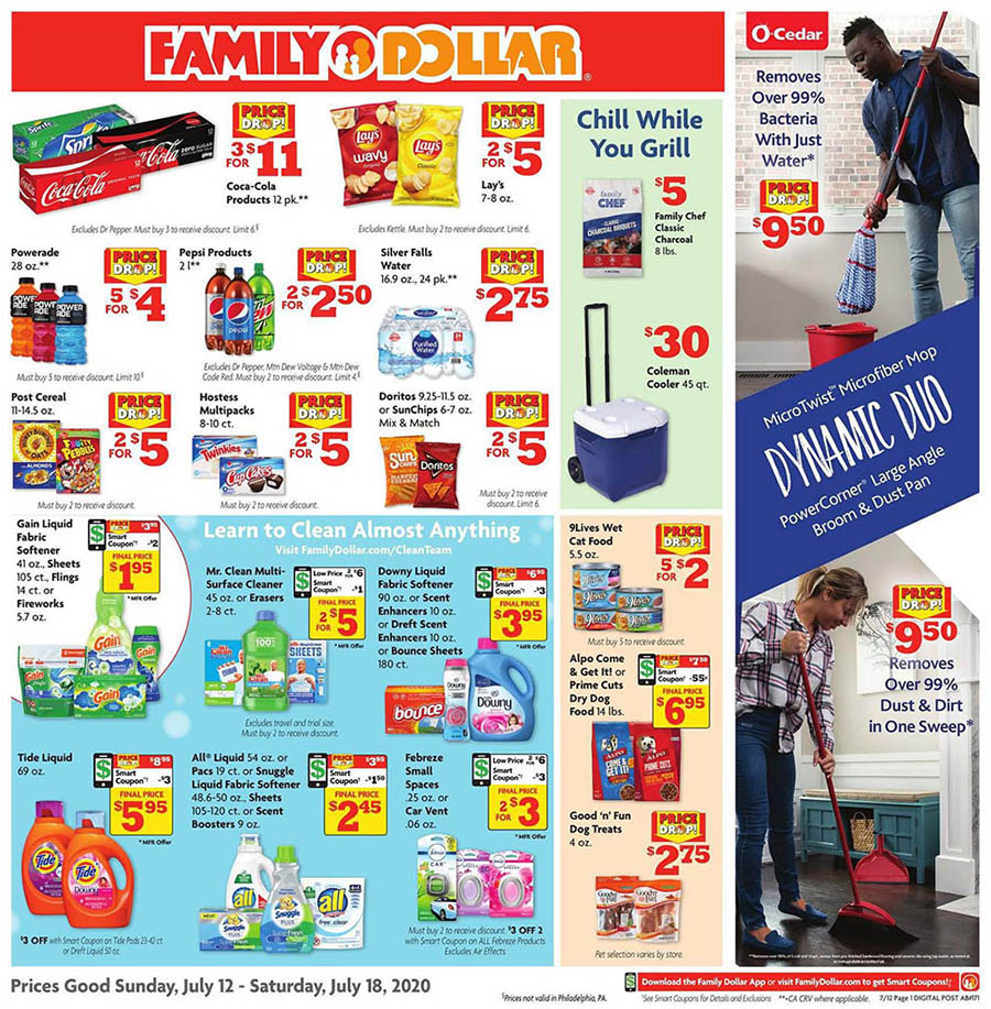family dollar mid july weekly ad valid from jul 12 18 2020