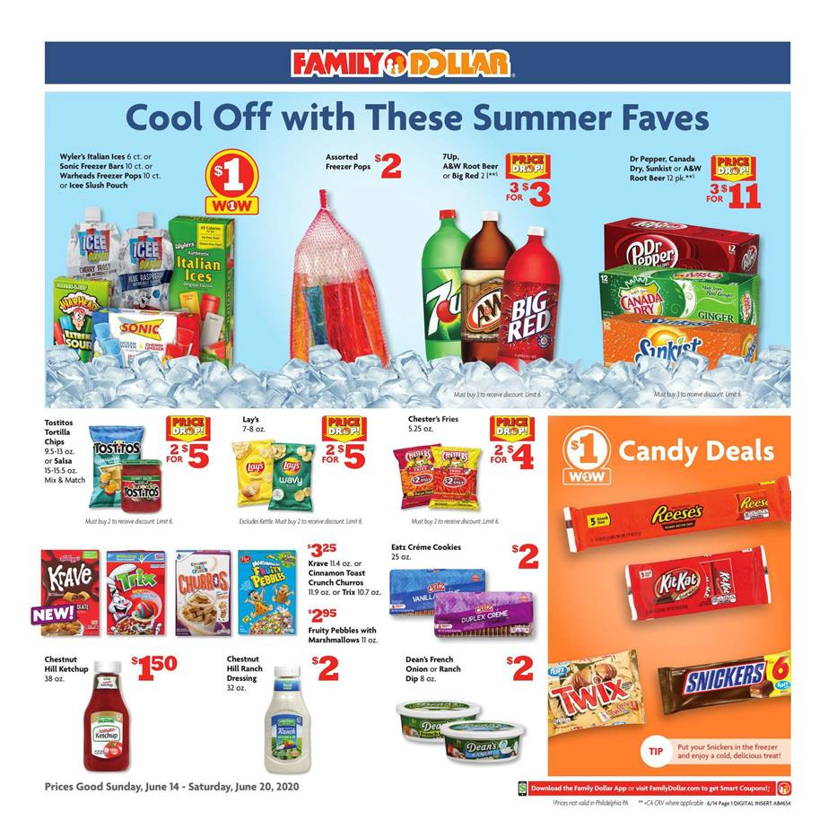 family dollar ad jun 14 2020