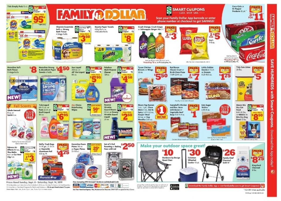 family dollar ad sep 8 14 2019