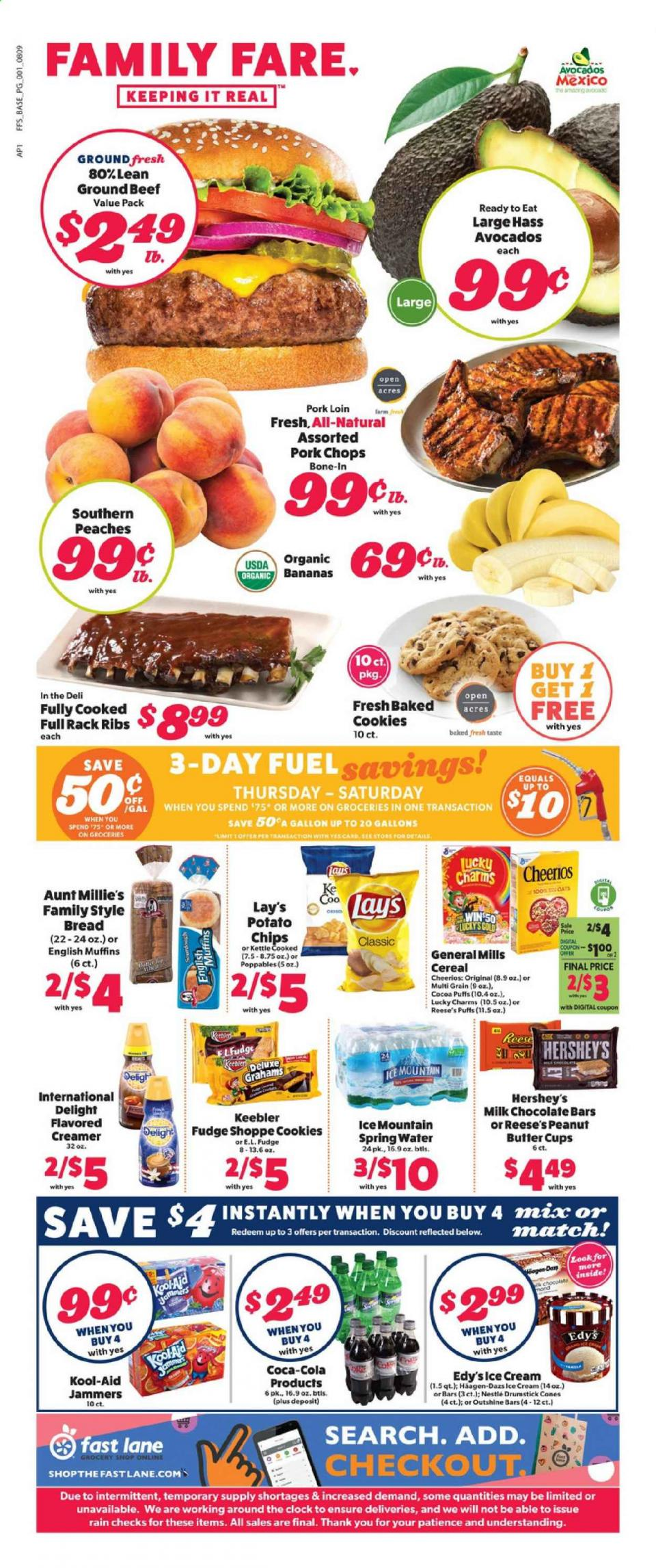 family fare weekly august ad valid from aug 9 15 2020