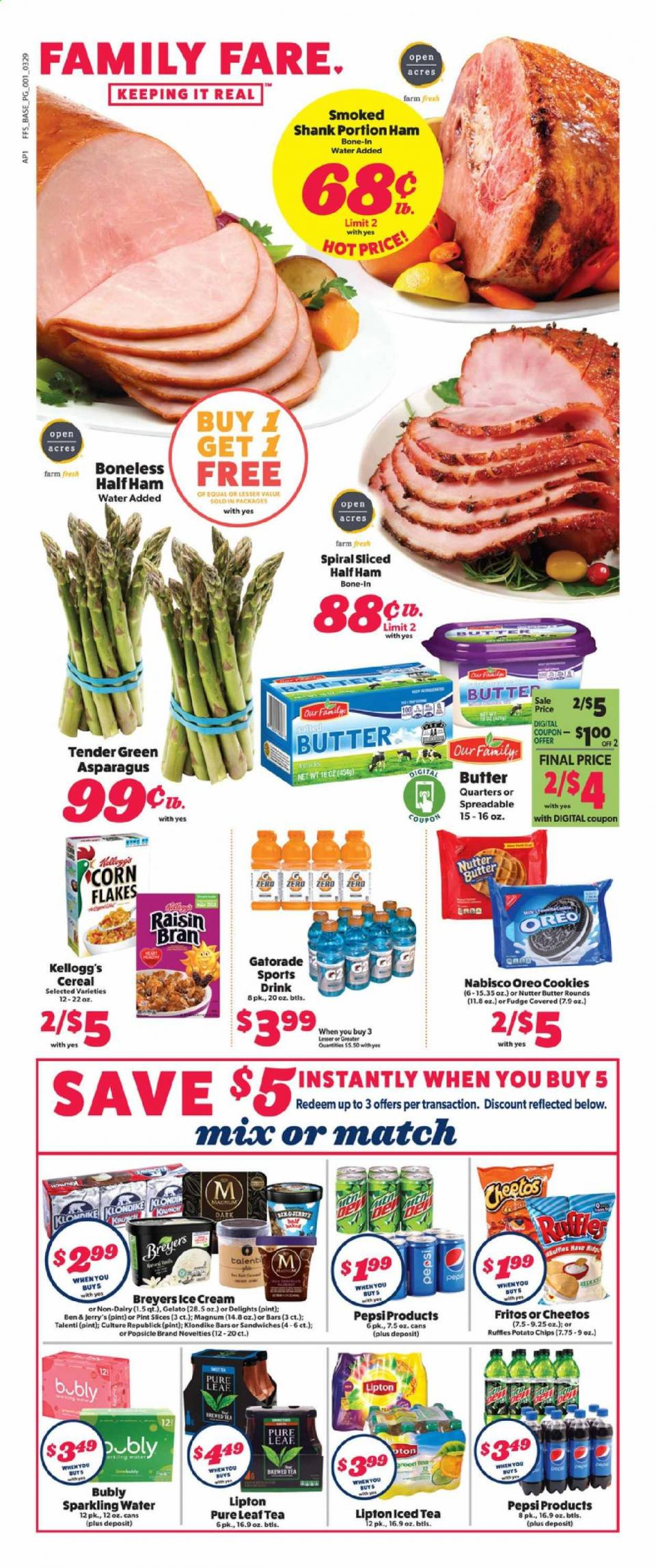 Family Fare April Ad valid from Mar 29 – Apr 4, 2020.