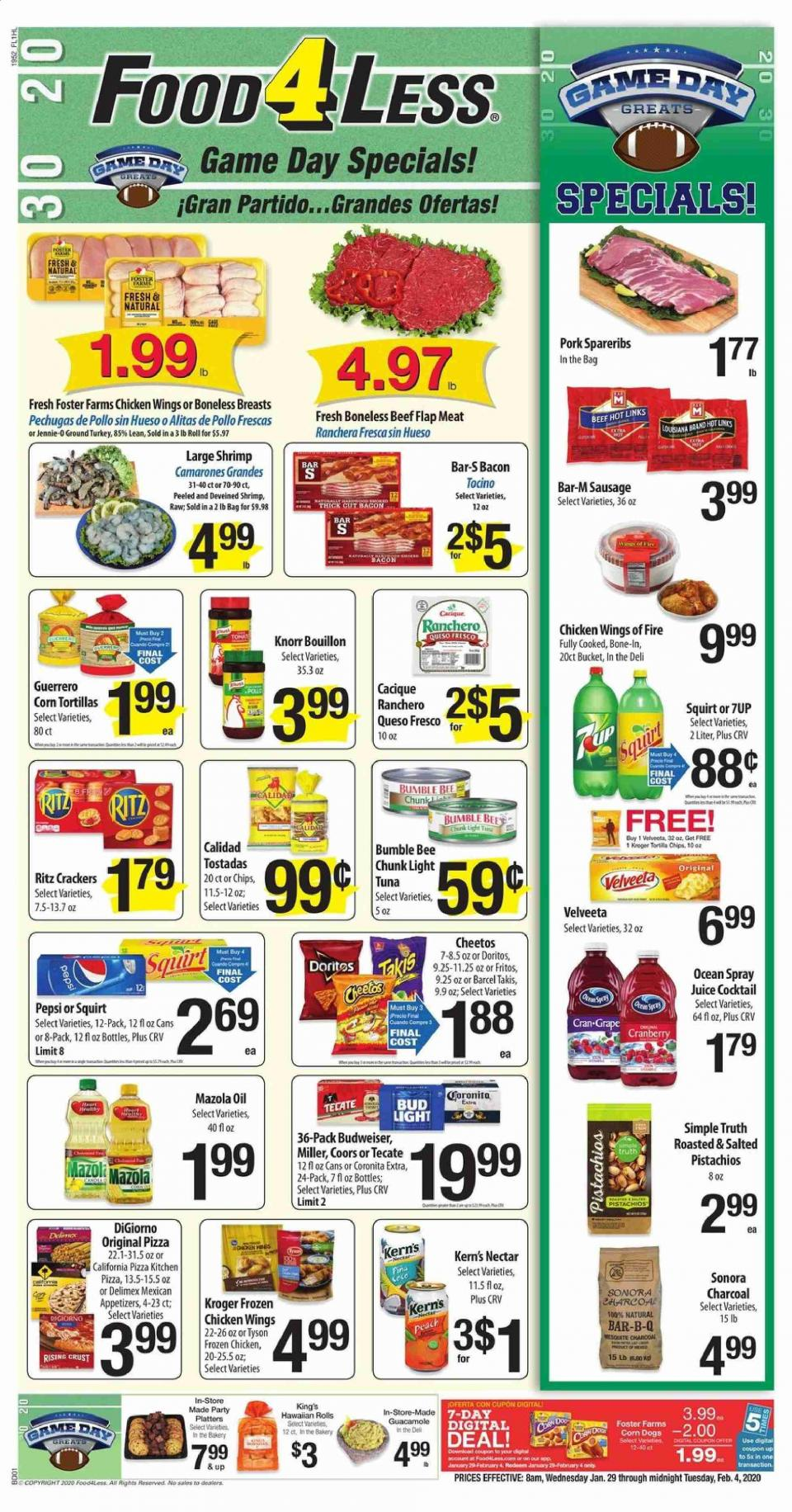 food 4 less ad jan 29 feb 4 2020