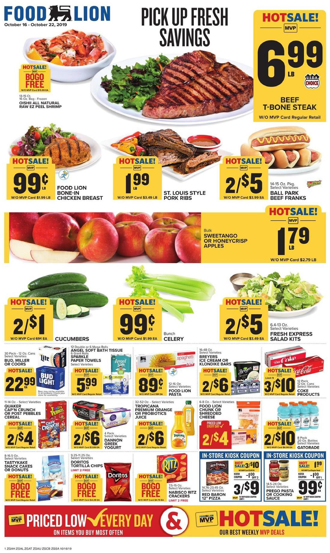 food lion weekly ad oct 16 2019