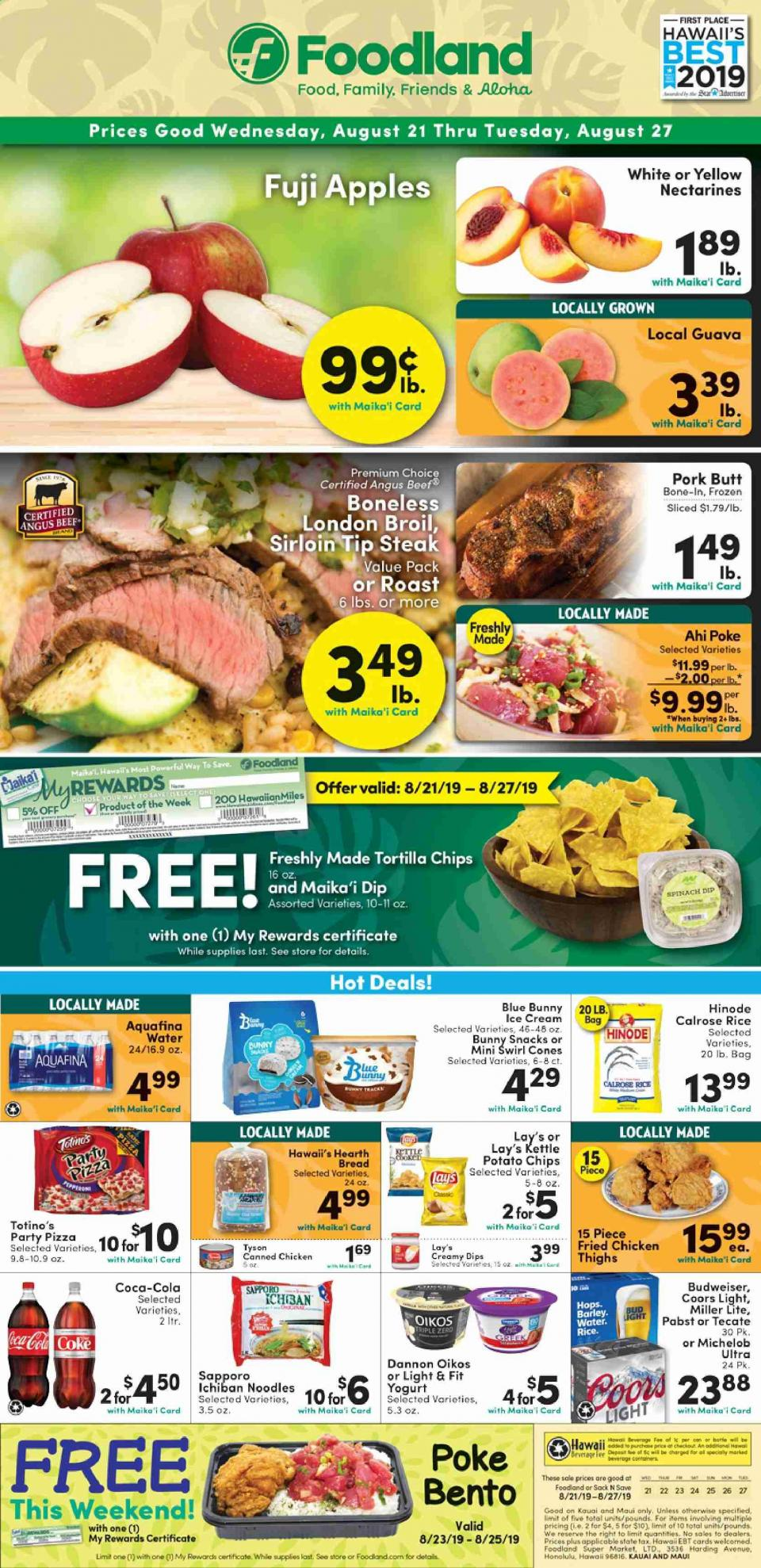 foodland weekly ad aug 21 27 2019