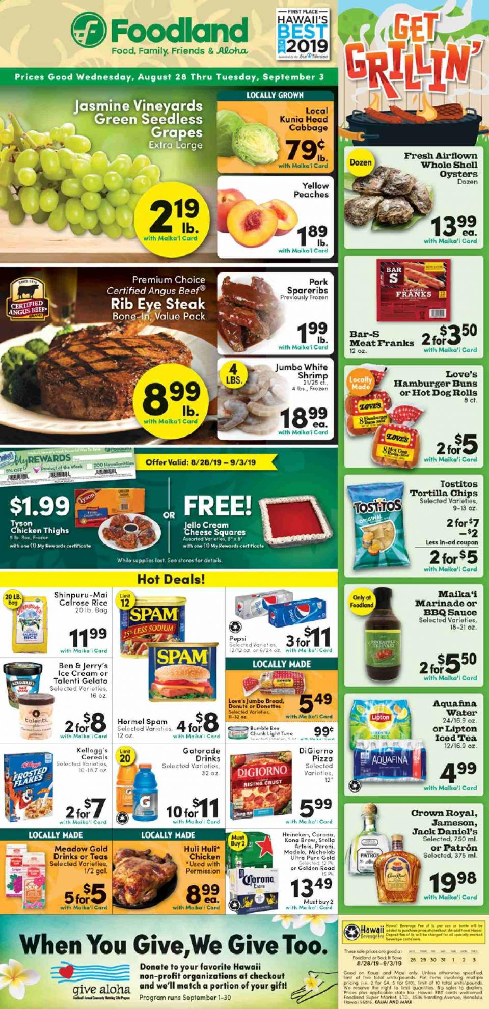 foodland weekly ad aug 28 sep 3 2019