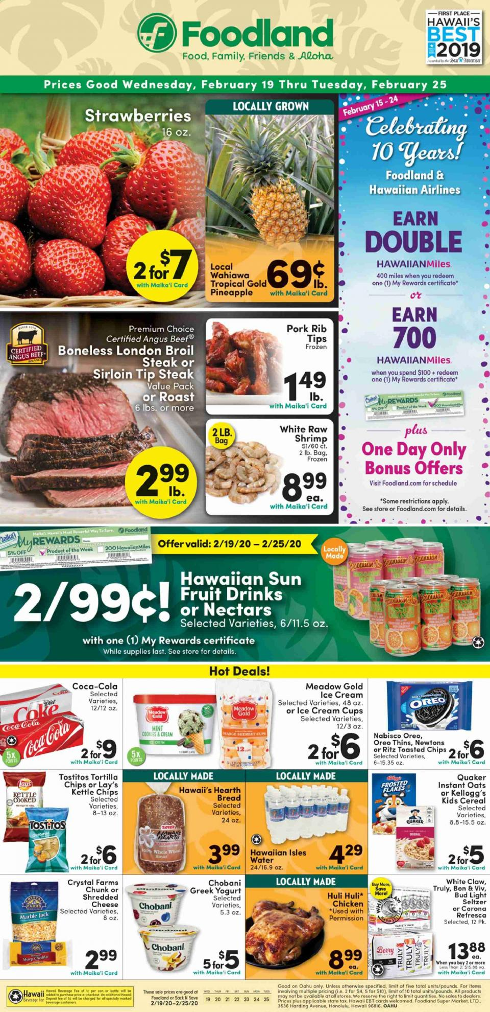 foodland weekly ad feb 19 25 2020