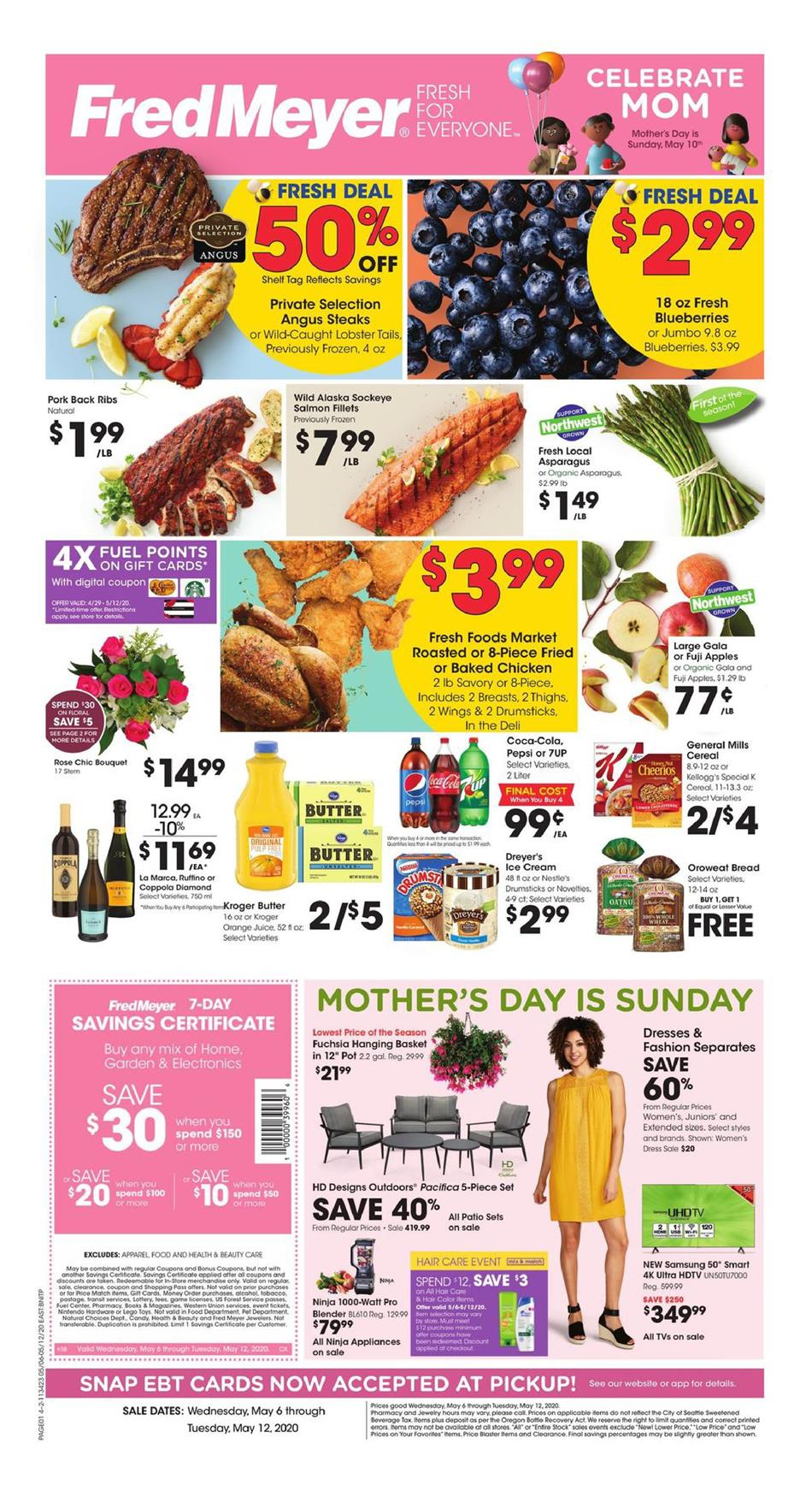 fred meyer ad may 6 2020