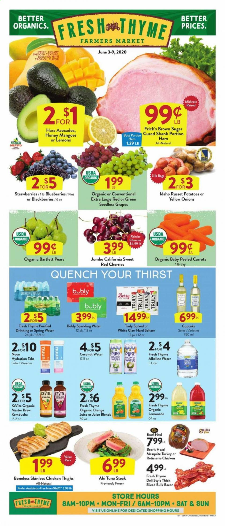 fresh thyme june weekly ad valid from jun 3 9 2020