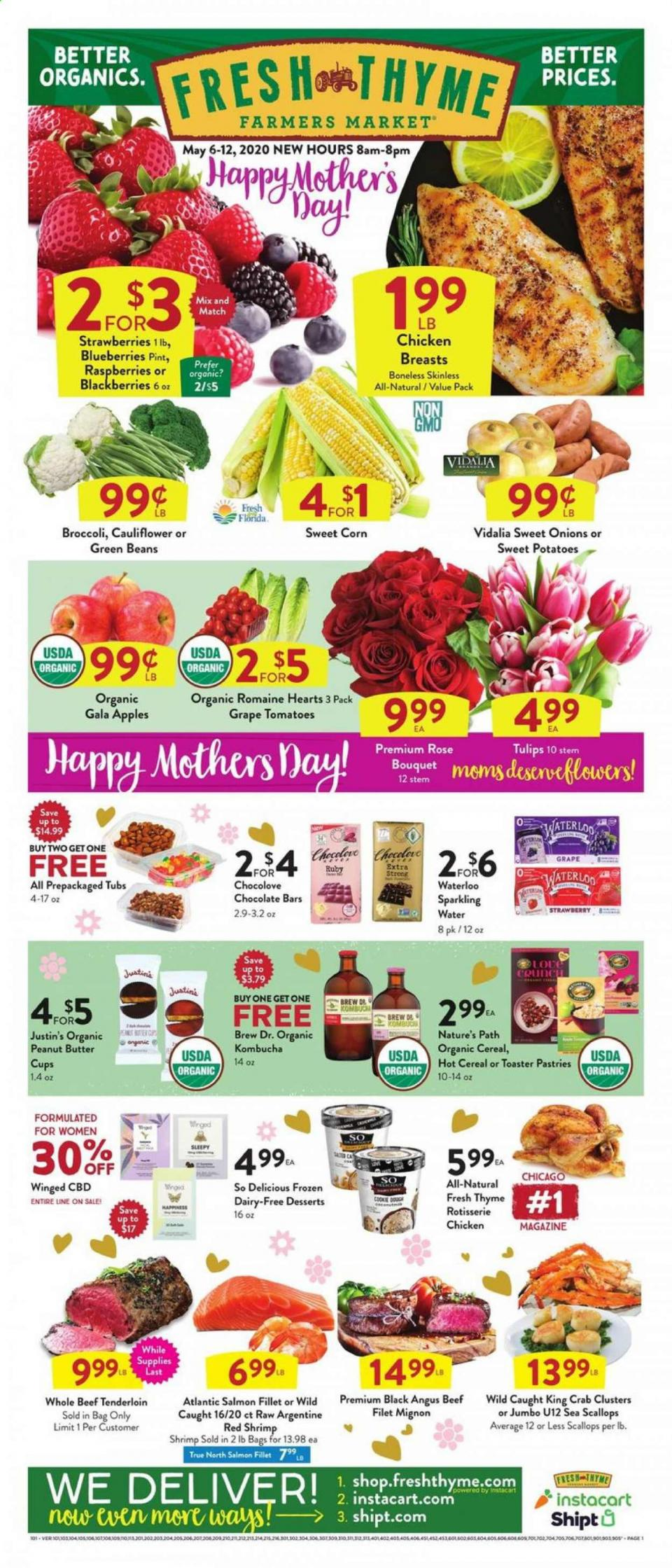 fresh thyme may weekly sale valid from may 6 12 2020