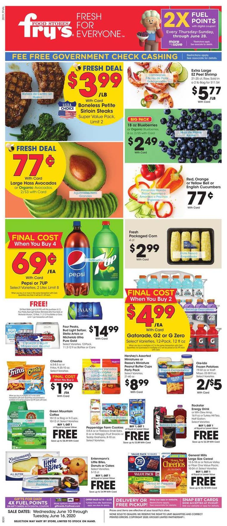 frys weekly ad jun 10 2020