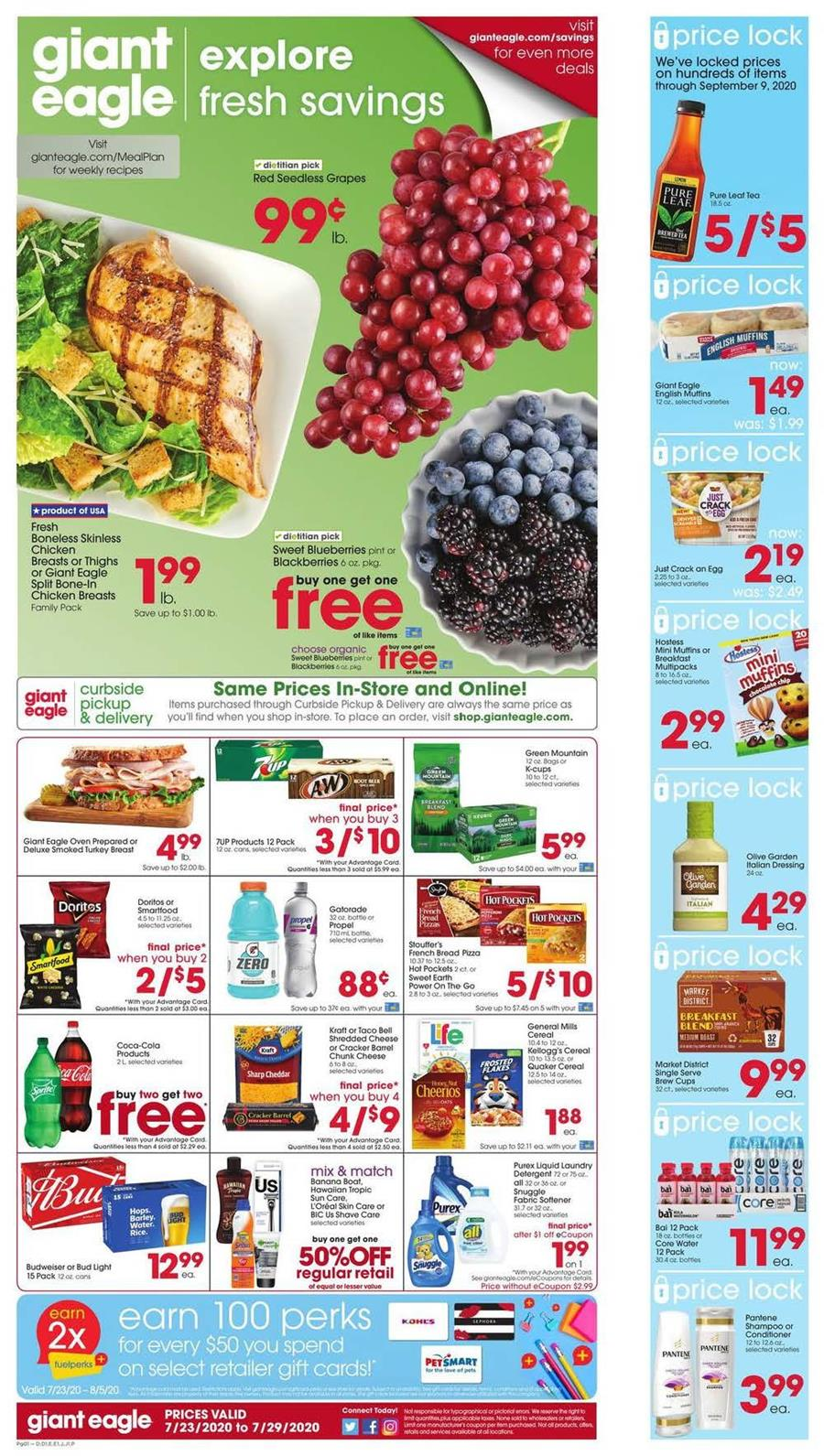 giant eagle final july weekly ad valid from jul 23 29 2020
