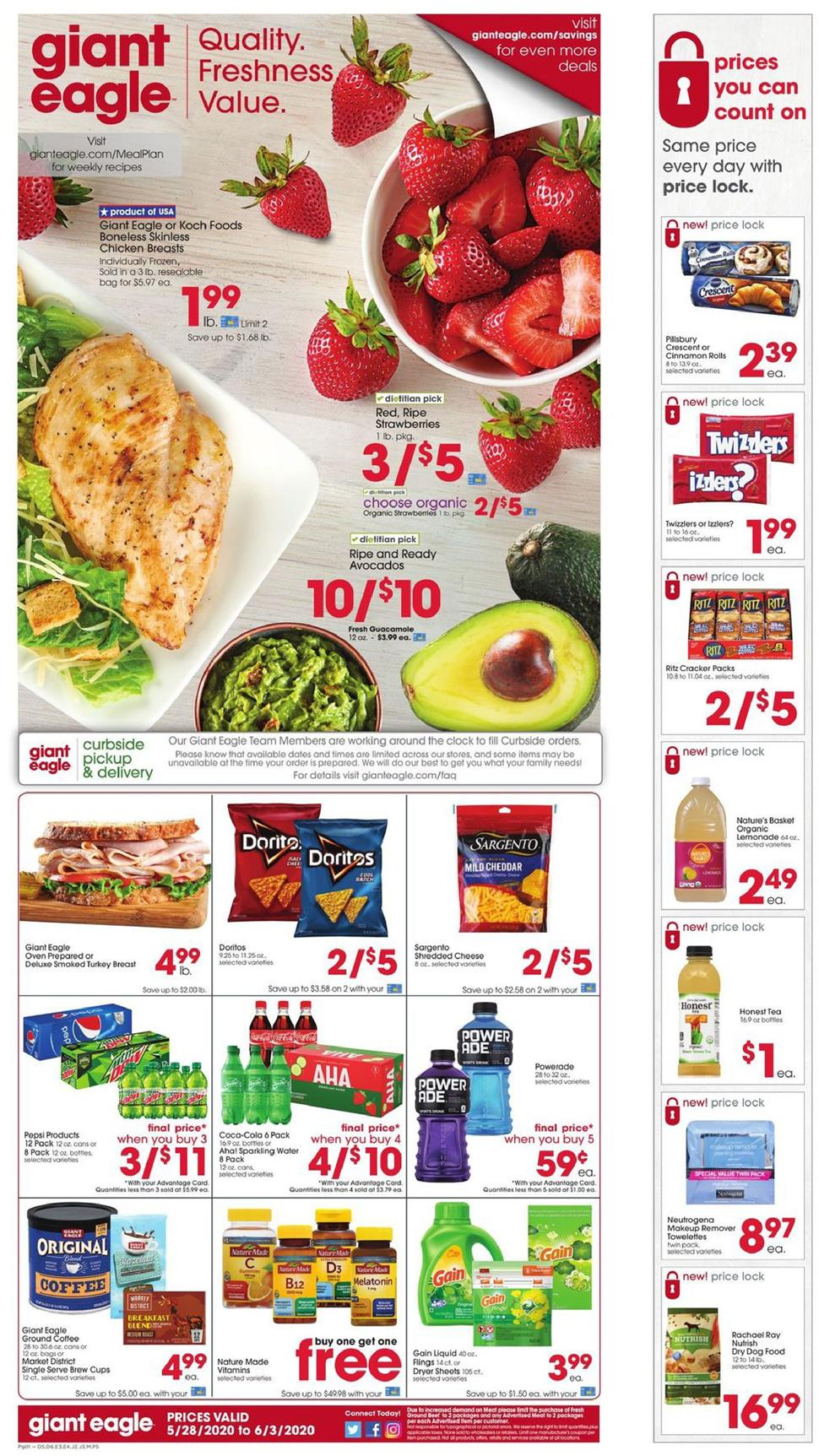 giant eagle ad may 28 2020