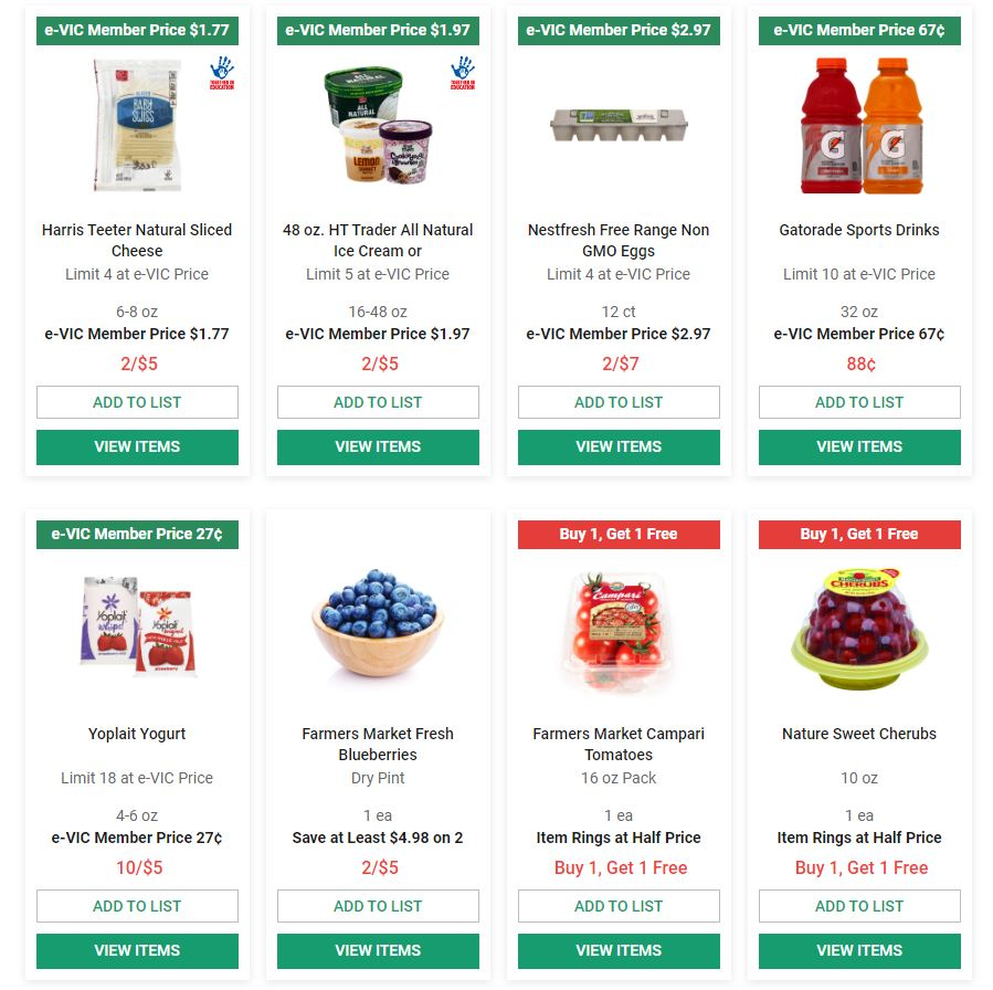 harris teeter grocery sale ad valid from may 27 jun 2 2020