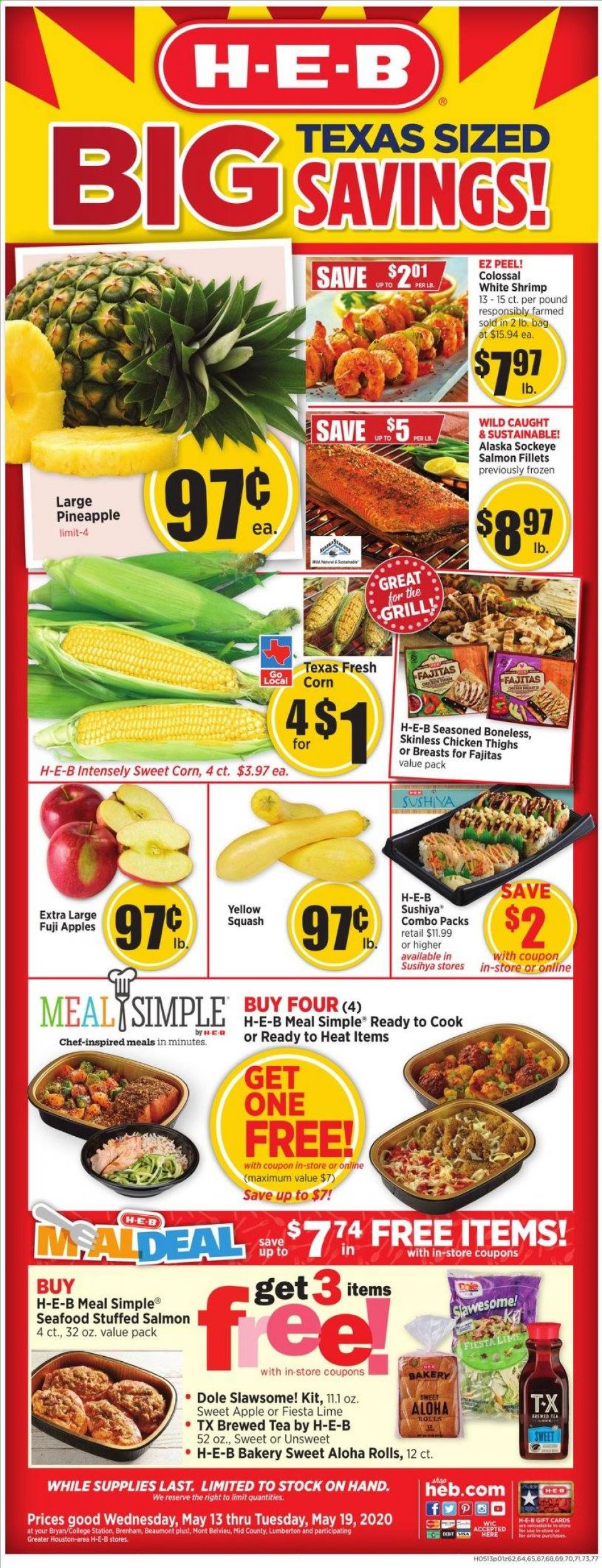 heb weekly may ad 13 19 2020 buy more spend less