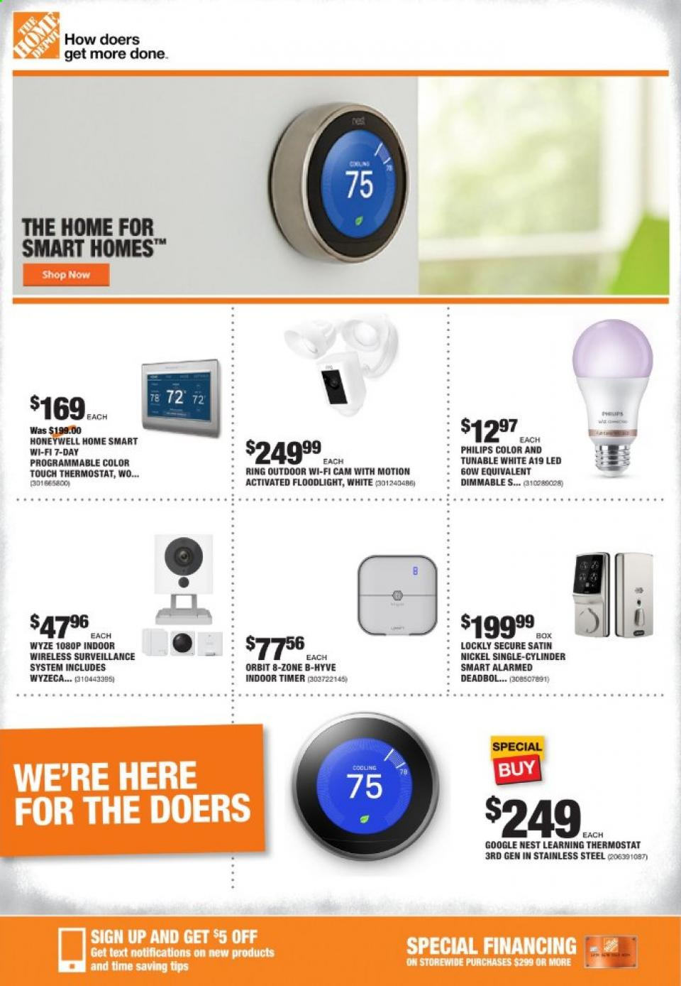 home depot ad jul 30 aug 6 2020