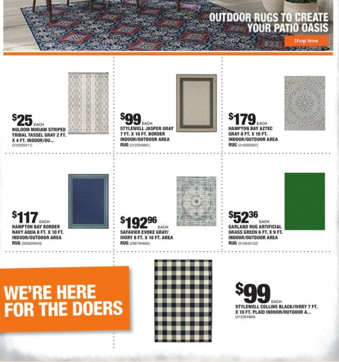 home depot weekly ad aug 13 2020