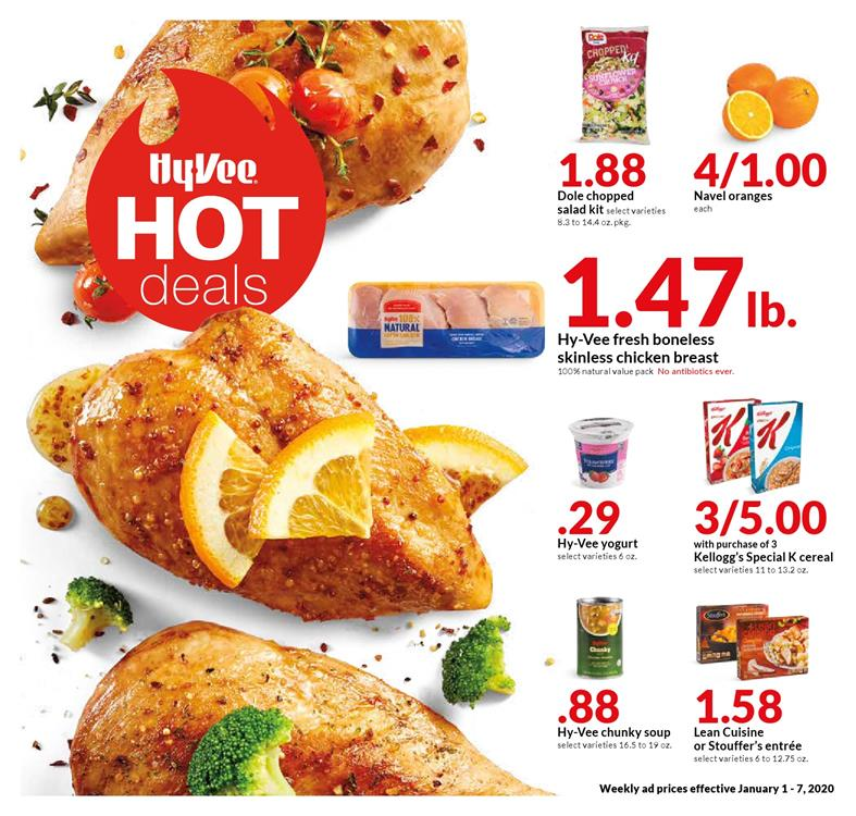 hyvee weekly ad jan 1 2020