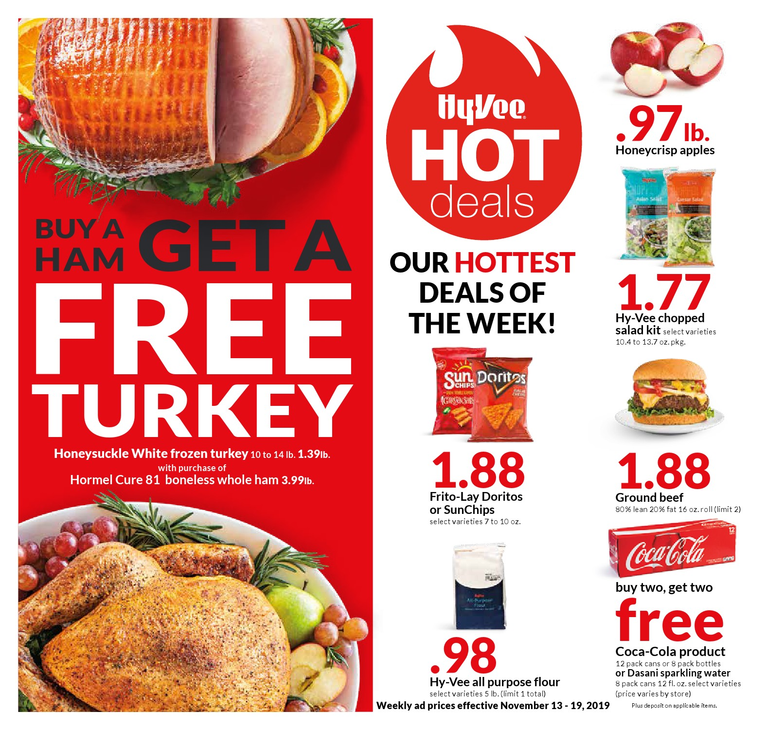hyvee weekly ad nov 13 2019