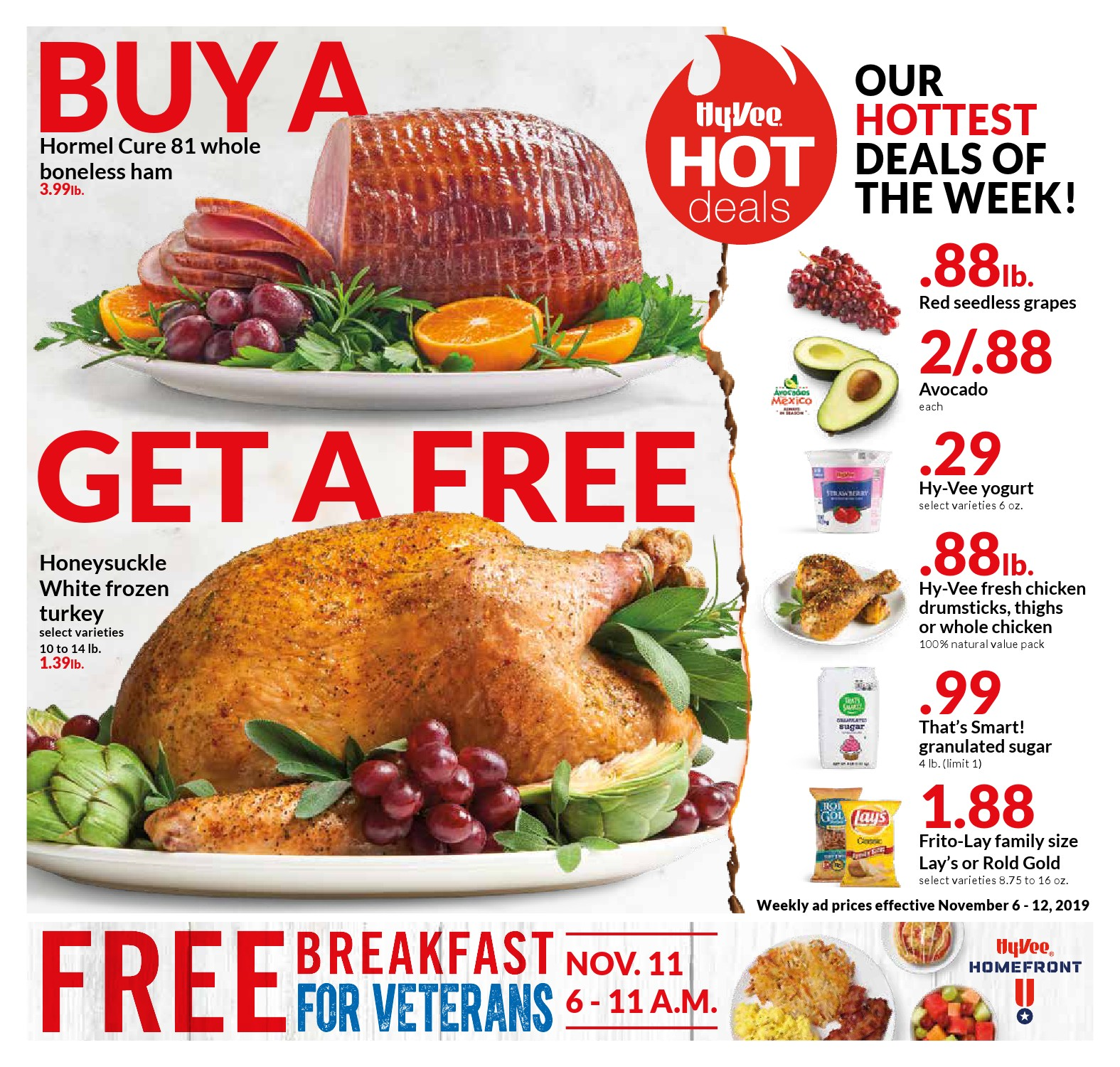 hyvee weekly ad nov 6 2019
