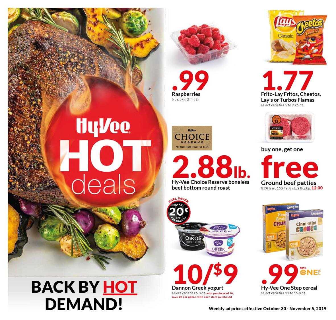 hyvee weekly ad oct 30 2019