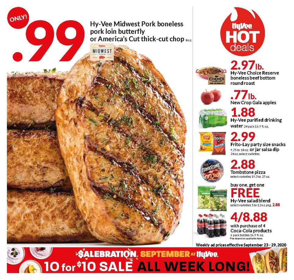 hyvee weekly ad sep 23 2020