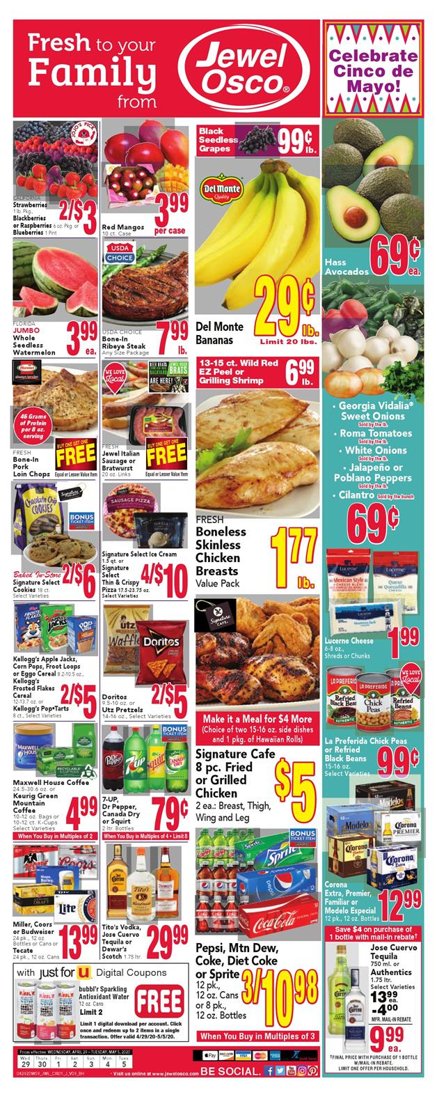jewel osco ad apr 29 2020