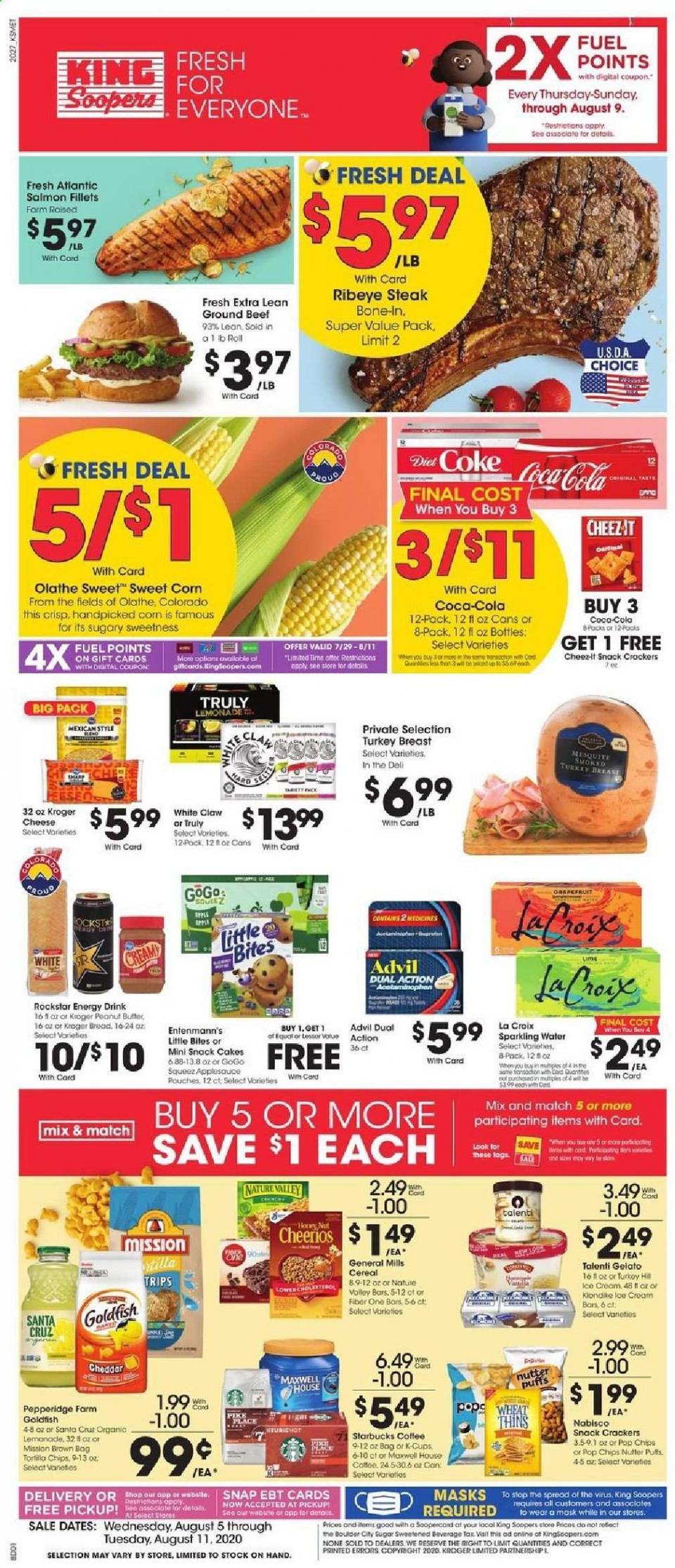 king soopers august weekly ad valid from aug 5 11 2020