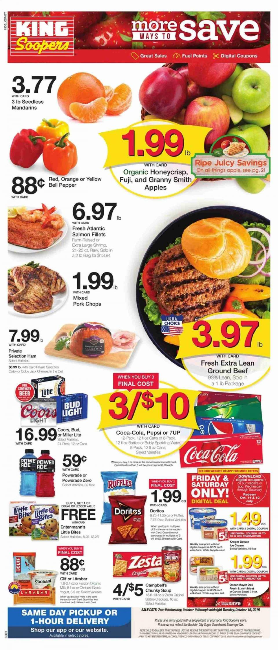 king soopers ad more ways to save from oct 9 to 15 2019