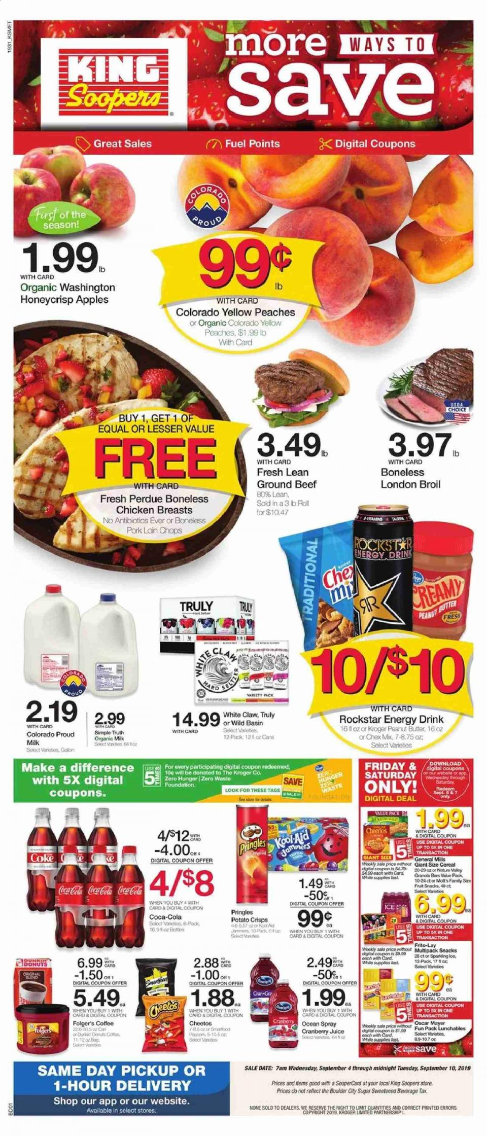 king soopers ad sep 4 10 2019