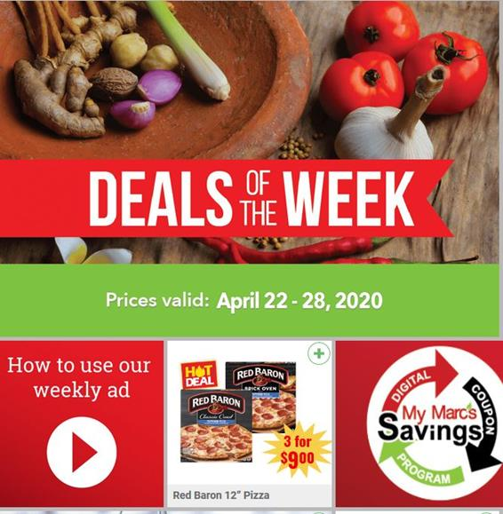 marcs final april weekly ad valid from apr 22 28 2020