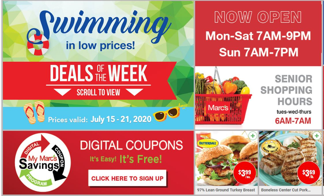 marcs weekly ad jul 15 2020