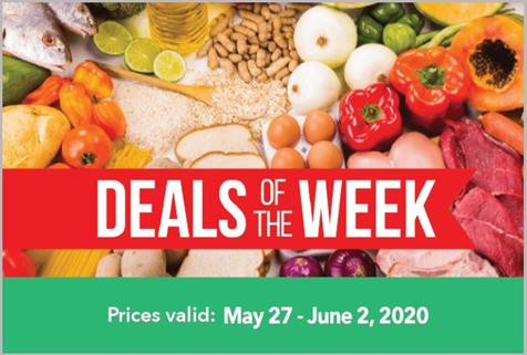 Marc's Final May Weekly Grocery Ad valid from May 27 – Jun 2, 2020