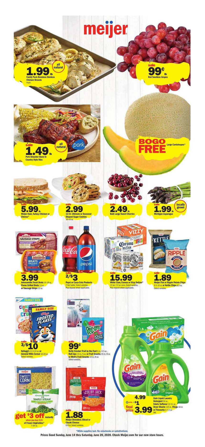 meijer weekly ad jun 14 2020