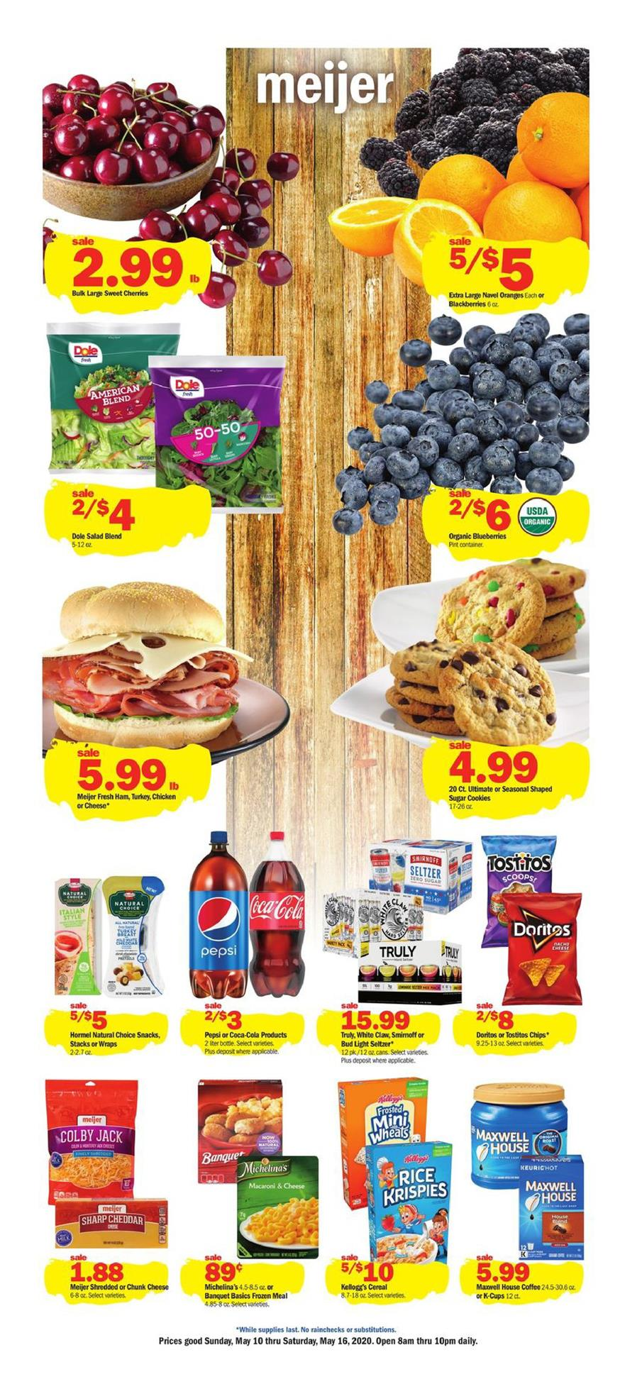 meijer weekly ad may 10 2020