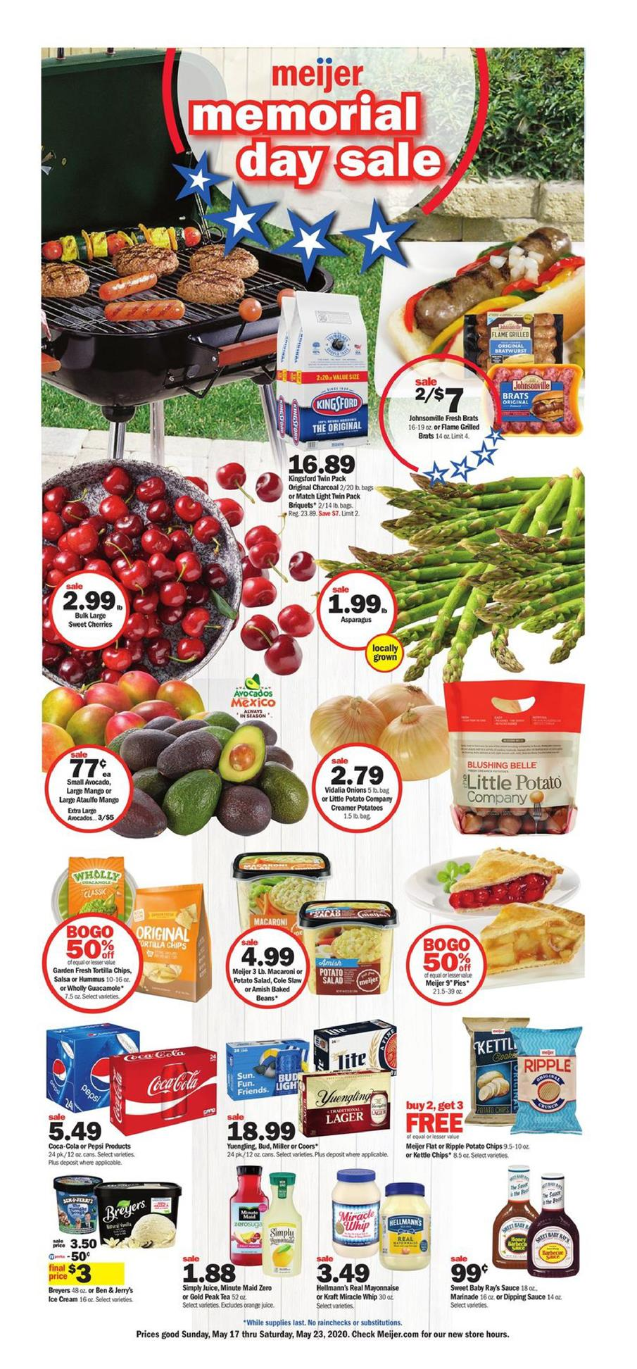 meijer weekly ad may 17 2020