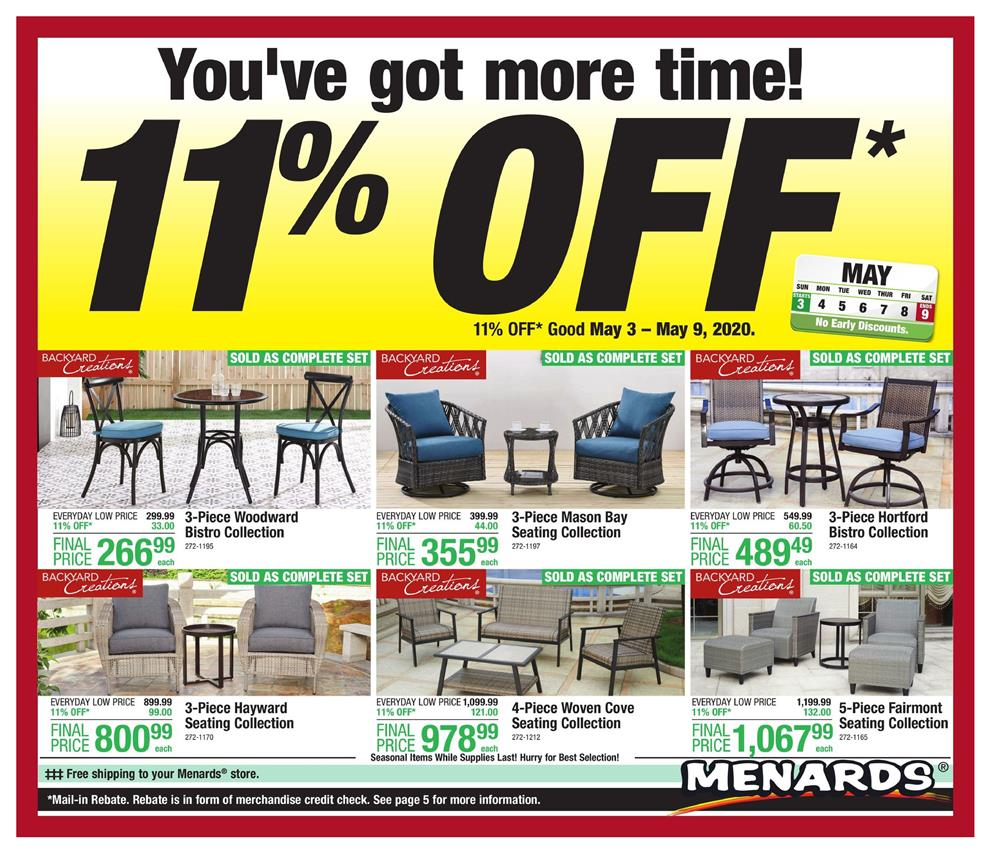 menards ad may 3 2020
