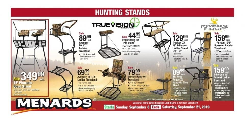 buy more and spend less with menards ad sep 8 21 2019