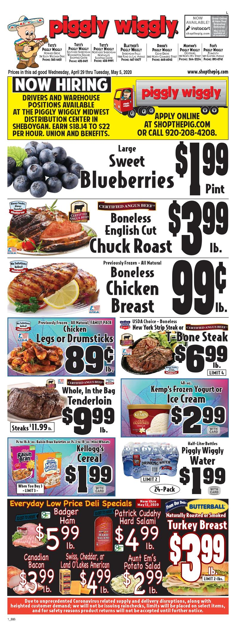 piggly wiggly ad apr 29 2020