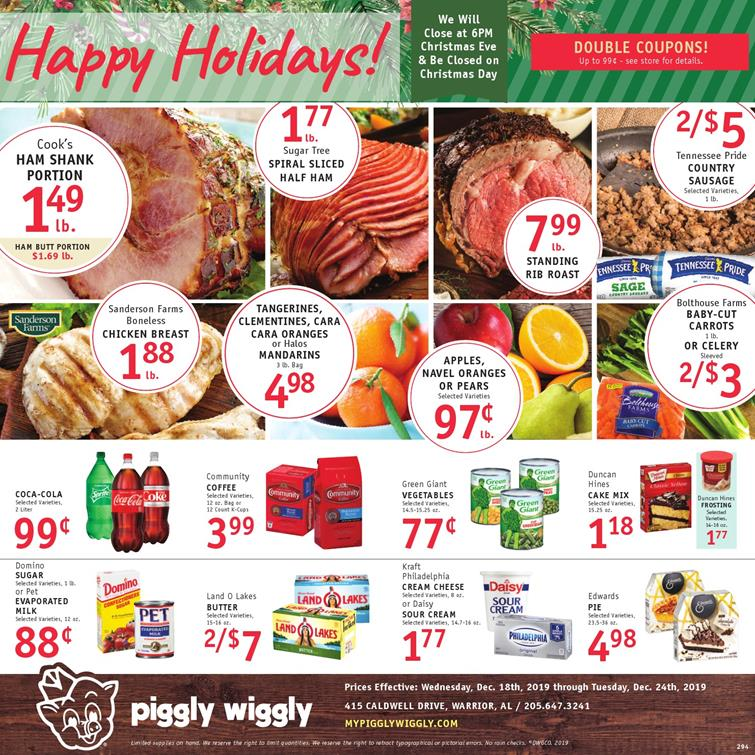 piggly wiggly ad dec 18 2019