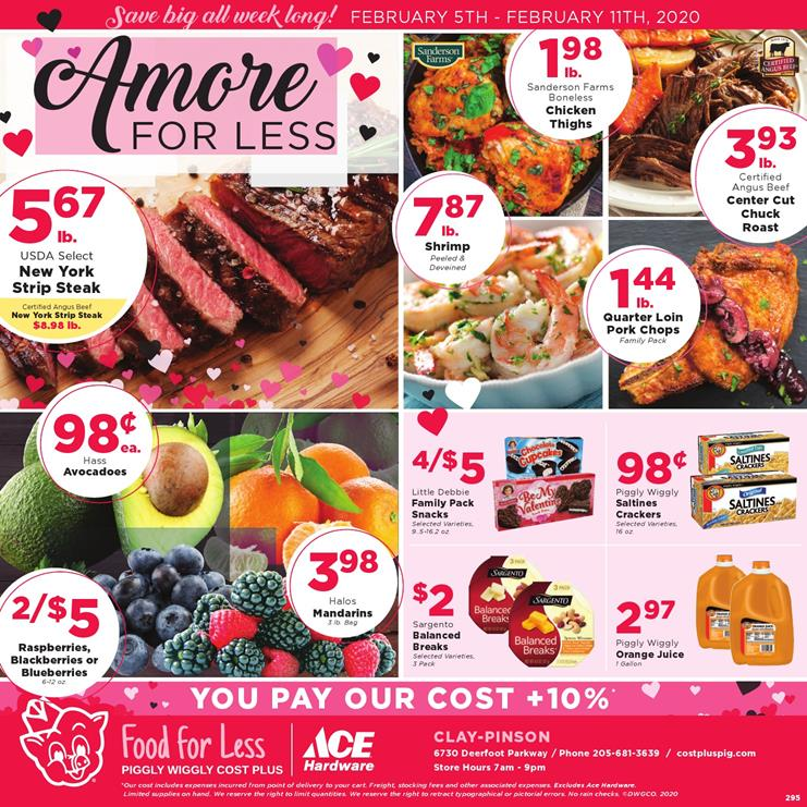 piggly wiggly ad feb 5 2020